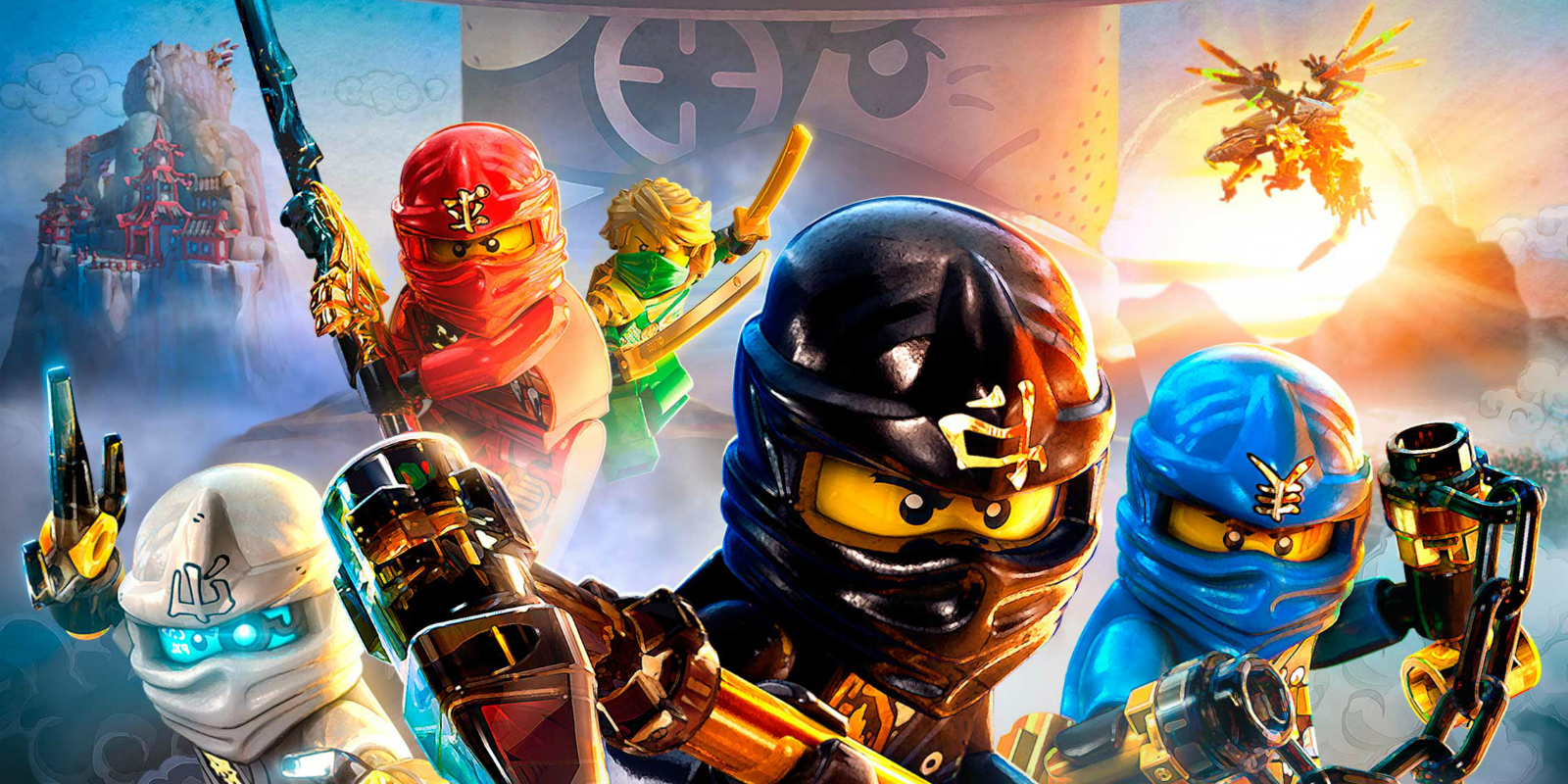 The Lego Ninjago Movie May Actually Be The Best Yet Clture